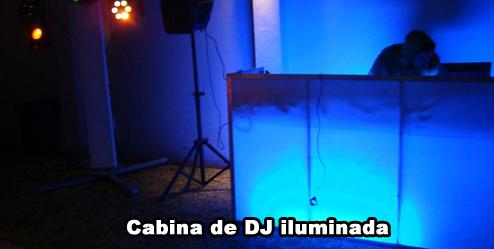Cabina-dj-iluminada